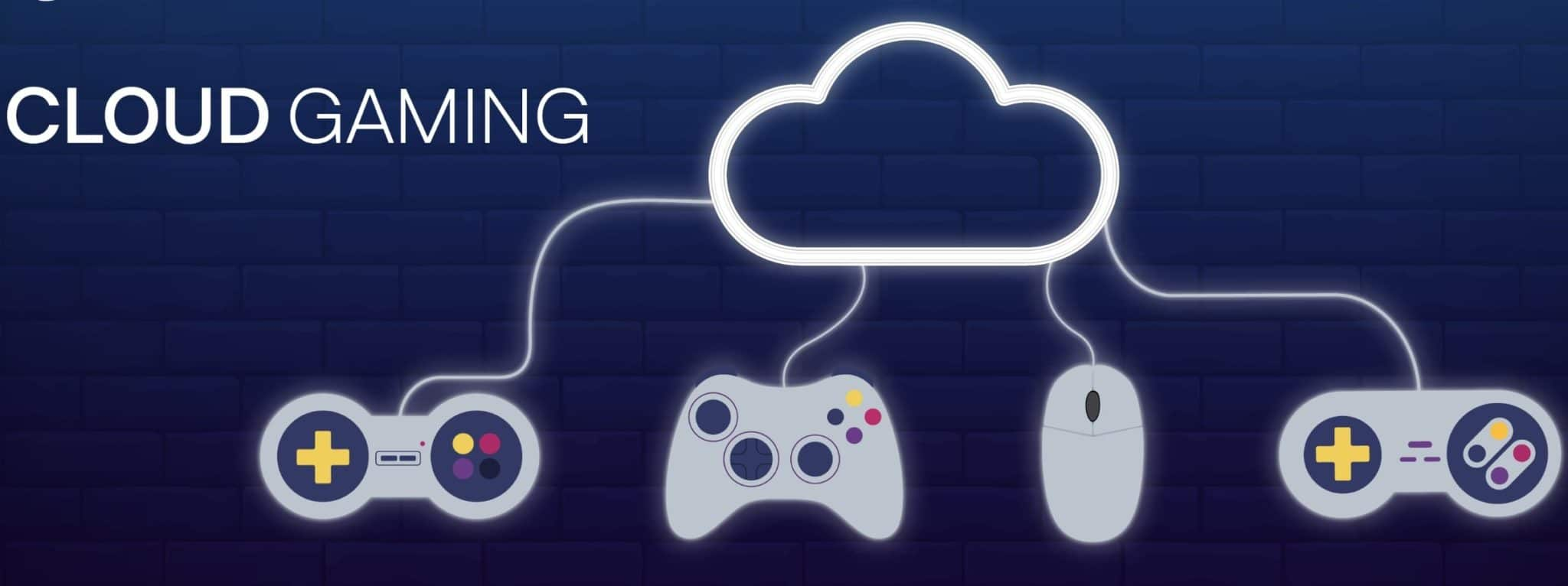 Cloud-Gaming