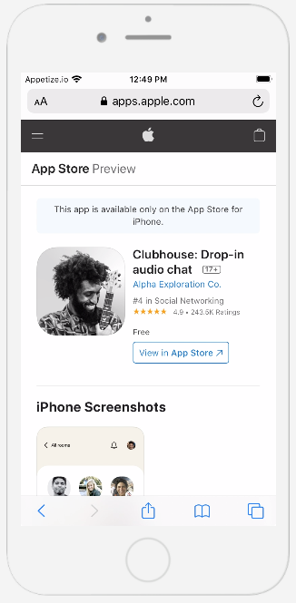 Clubhouse app for android download -ios